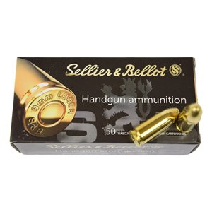 SELLIER BELLOT 9MM 115GR