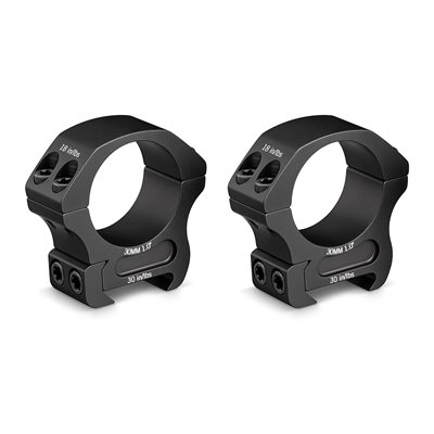 Vortex 30mm Pro Rings Medium (set of 2)